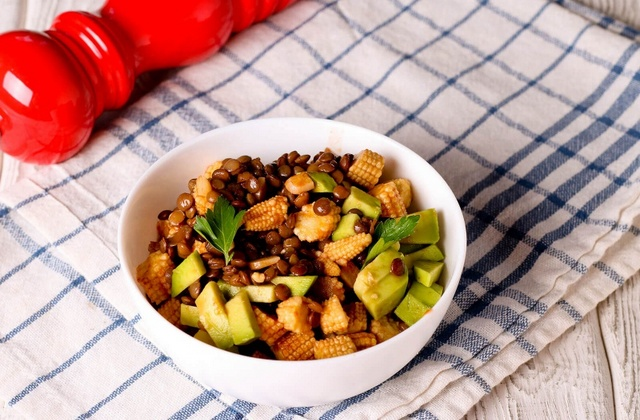 блюда с чечевицей рецепты с фото
