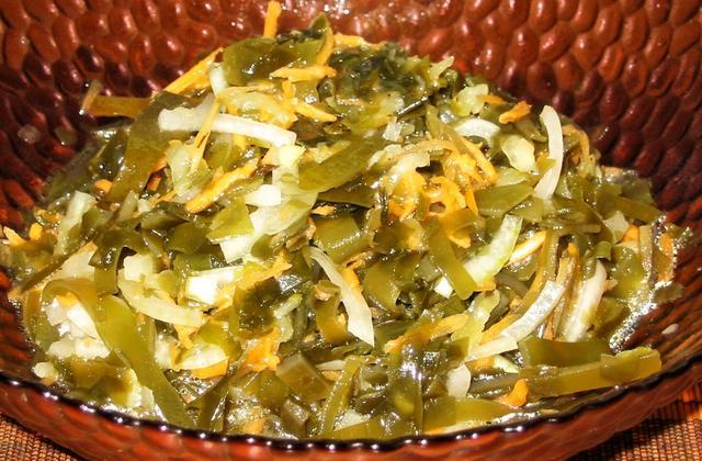 морской салат рецепт с фото