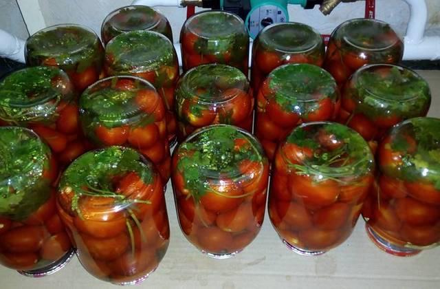 рецепт цветной капусты на зиму с петрушкой