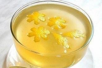 Желе из лимона рецепт с фото