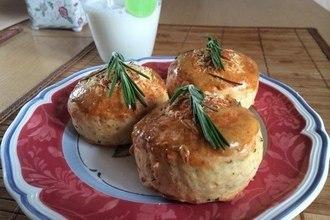 Сконы со смородиной – кулинарный рецепт