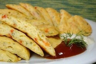 Картофельно-сырные блины – кулинарный рецепт
